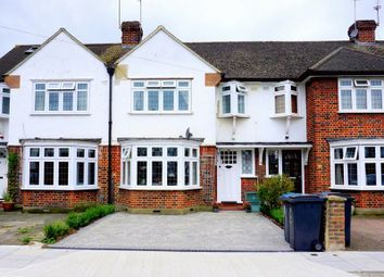 Wolsey Drive, North Kingston KT2. 3 bed terraced house