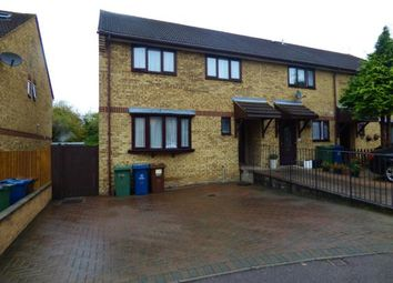 Thumbnail 4 bed end terrace house for sale in Doncaster Gardens, Northolt, Middlesex, London