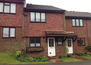 Thumbnail 2 bed terraced house to rent in St Aubyns Mead, Rottingdean