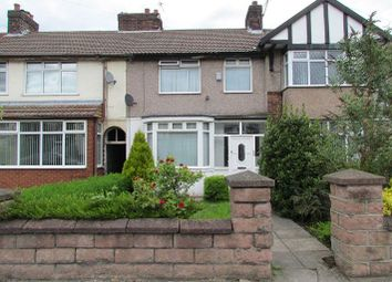 Thumbnail 3 bedroom town house for sale in Castlefield Close, West Derby, Liverpool