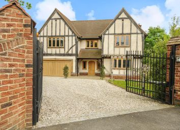 Thumbnail 5 bed detached house to rent in The Acorns, Trumpsgreen Road, Virginia Water, Surrey