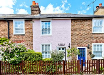 Thumbnail 2 bed terraced house for sale in Seething Wells Lane, Surbiton