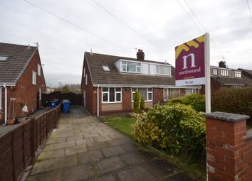 3 bed semi-detached house to rent in Ruskin Crescent, Abram, Wigan WN2
