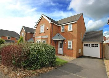 Thumbnail 3 bed detached house for sale in Besant Close, Guide, Blackburn