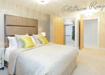 """Thumbnail 1 bedroom flat for sale in """"Typical 1 Bedroom"""" at Royston Road, Buntingford"""