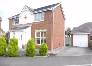 Thumbnail 3 bed detached house to rent in Heol Leubren, Barry, Vale Of Glamorgan