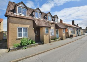 Thumbnail 4 bed semi-detached house for sale in High Street, Metheringham, Lincoln