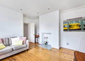 Thumbnail 1 bed flat for sale in Weir Road, London