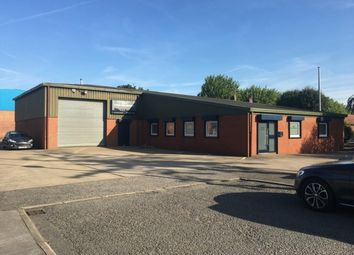 Thumbnail Light industrial to let in Unit 3 Brunel Drive, Newark On Trent, Nottinghamshire