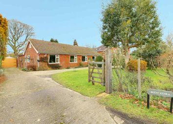 Thumbnail 4 bed detached bungalow for sale in Charter Alley, Tadley
