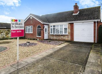 Thumbnail 3 bed detached bungalow for sale in Arden Moor Way, North Hykeham, Lincoln