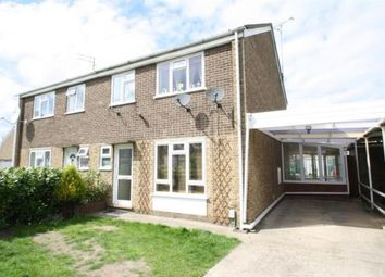Thumbnail 3 bed property to rent in Cherry Road, Wisbech