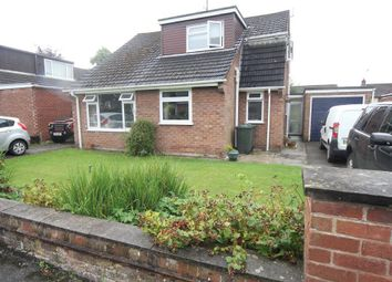 Thumbnail 3 bed bungalow to rent in Springcroft, Parkgate, Wirral