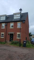 Thumbnail 3 bed town house to rent in Comelybank Drive, Mexborough
