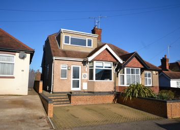Thumbnail 2 bedroom semi-detached house for sale in Malcolm Drive, Northampton
