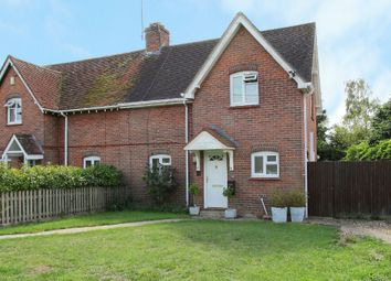 Thumbnail 3 bed semi-detached house for sale in King Lane Cottages, Over Wallop