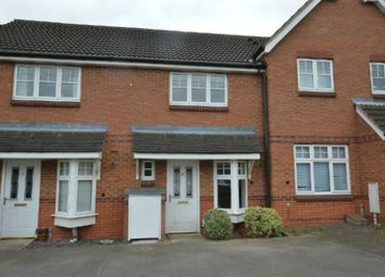 Thumbnail 2 bed terraced house for sale in Packhorse Drive, Enderby, Leicester
