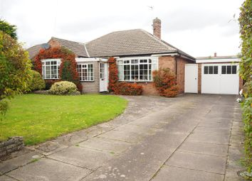 Thumbnail 2 bed bungalow for sale in Station Road, Collingham, Newark