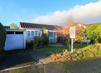 Thumbnail 2 bed semi-detached bungalow for sale in Coombe Close, Bovey Tracey, Newton Abbot