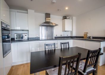 Thumbnail 1 bed flat to rent in Jubilee Heights, Parkside Avenue, London