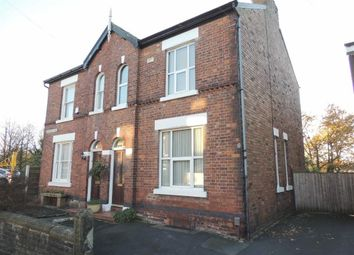 Thumbnail 4 bed semi-detached house for sale in Davenport Road, Hazel Grove, Stockport
