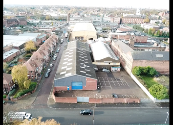 Thumbnail Warehouse for sale in Villa Street, Lozells, Birmingham