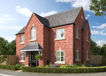 Thumbnail 4 bed detached house for sale in Cromwell Road, Preston, Lancashire