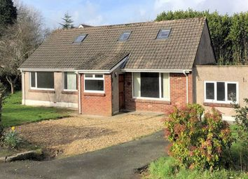 4 bed detached bungalow for sale in Merlins Avenue, Merlins Bridge, Haverfordwest SA61