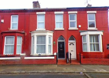 Thumbnail 4 bed terraced house for sale in Southbank Road, Edge Hill, Liverpool, Merseyside