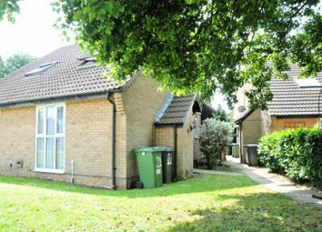 1 bed terraced house for sale in Prospero Close, Peterborough PE2