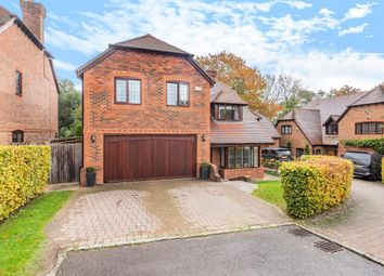 Thumbnail 5 bed detached house for sale in St. Johns Close, Mortimer Common