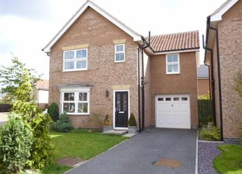 Thumbnail 4 bed detached house for sale in Fair View Close, Gilberdyke, Brough