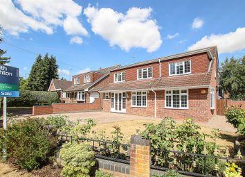 Thumbnail 5 bed detached house for sale in Church Lane, Doddinghurst, Brentwood