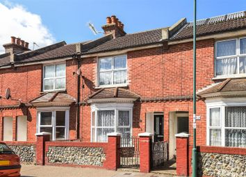Thumbnail 3 bedroom town house for sale in Ockley Road, Bognor Regis