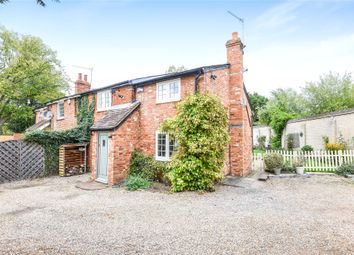 Thumbnail 3 bed semi-detached house for sale in Moss End Cottages, Bowyers Lane, Moss End, Bracknell
