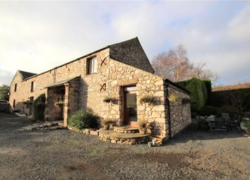 Thumbnail 7 bed detached house for sale in The Barn And Cottage, Sleathwaite, Irton, Holmrook