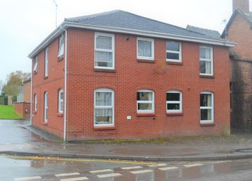 Thumbnail 1 bed flat for sale in Flat 4, The Armoury, Market Drayton