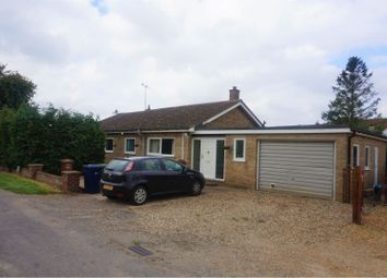 Thumbnail 3 bed detached bungalow for sale in Selwyn Corner, Wisbech