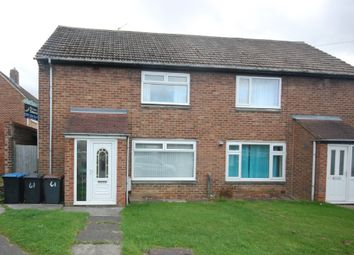 Thumbnail 2 bed semi-detached house for sale in Woodland View, West Rainton, Houghton Le Spring