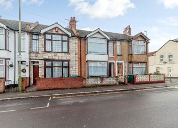 Thumbnail 3 bed terraced house for sale in Harwoods Road, Watford