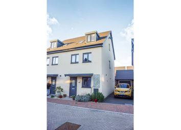 Thumbnail 4 bed semi-detached house for sale in Baruc Way, Barry
