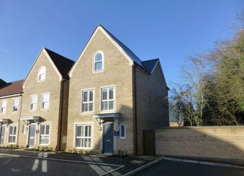 Thumbnail 4 bed detached house for sale in Bessemer Close, Bicester