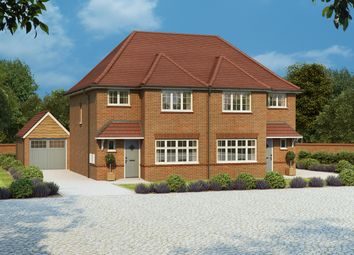 Thumbnail 3 bedroom semi-detached house for sale in St Nicholas Mews, Ballards Walk, Basildon, Essex