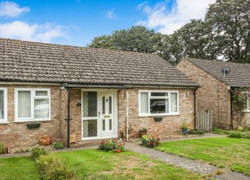 Thumbnail 2 bed semi-detached bungalow for sale in Coronation Close, Donhead St. Mary, Shaftesbury