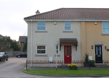 Thumbnail 3 bed semi-detached house for sale in Bristol Road, Rooksbridge, Axbridge