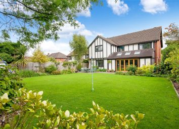 Thumbnail 5 bed detached house for sale in Heathway, East Horsley, Surrey