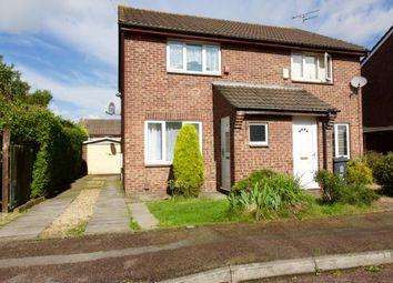 Thumbnail 2 bed semi-detached house to rent in Castle Fields, Leicester