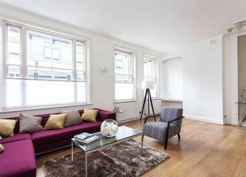 Thumbnail Mews house to rent in Oldbury Place, Marylebone, London