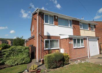 Thumbnail 3 bedroom semi-detached house for sale in Farleys Lane, Hucknall, Nottingham