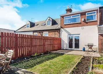 Thumbnail 3 bed terraced house for sale in Edward Street, Silksworth, Sunderland